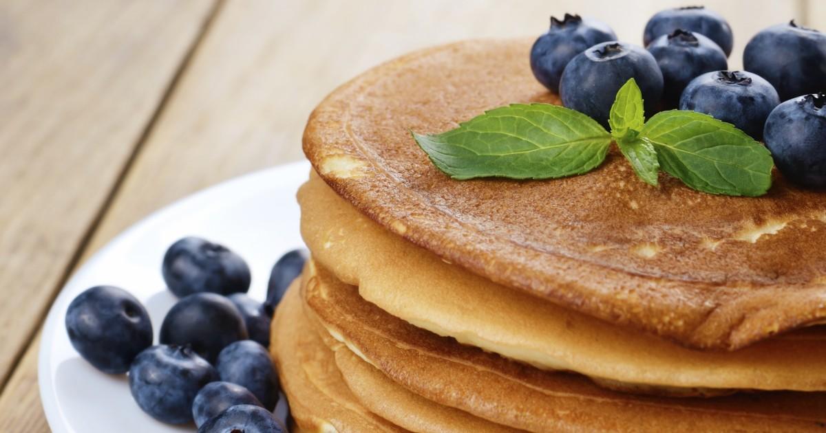 Hotcakes veganos - EligeVeg.com