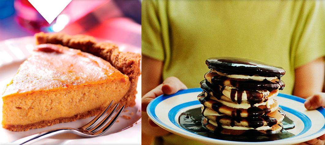Vegan egg substitutes for baking, including pancakes.