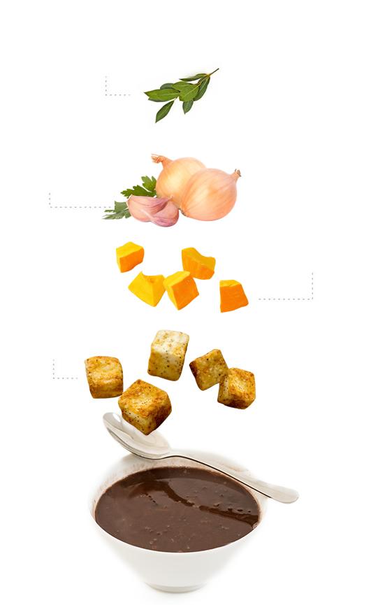 Como preparar refeições vegetarianas e veganas rapidamente.