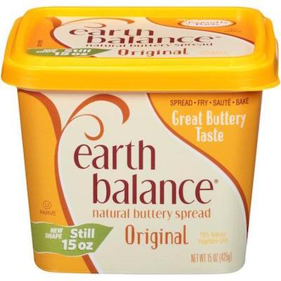 Earthbalance butter