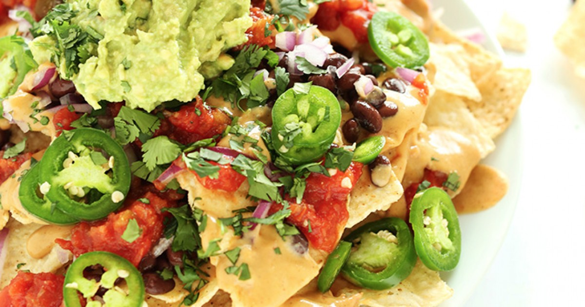 Vegan Recipes Perfect for Super Bowl Sunday - ChooseVeg.com