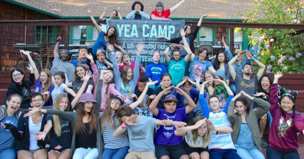 adult summer vegan camps
