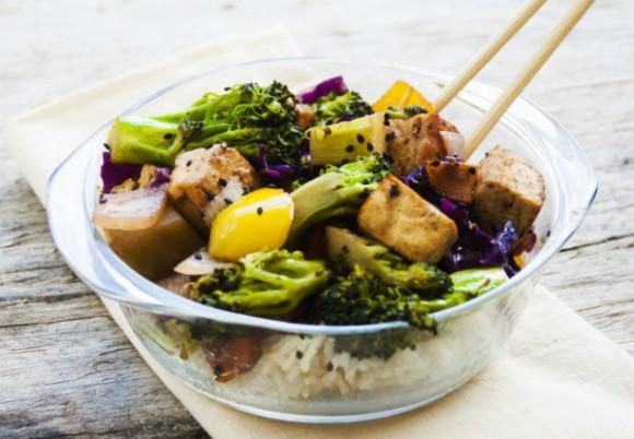 9 recetas 100 saludables - Como se cocina el tofu ...