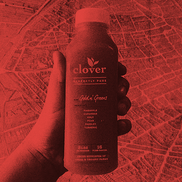 Clover Juice  hover image