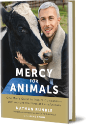 Mercy For Animals, by Nathan Runkle