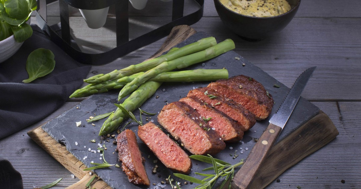 Maker of Hit Tesco Vegan Steak Increases Production and Announces