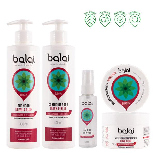 kid de produtos Balai