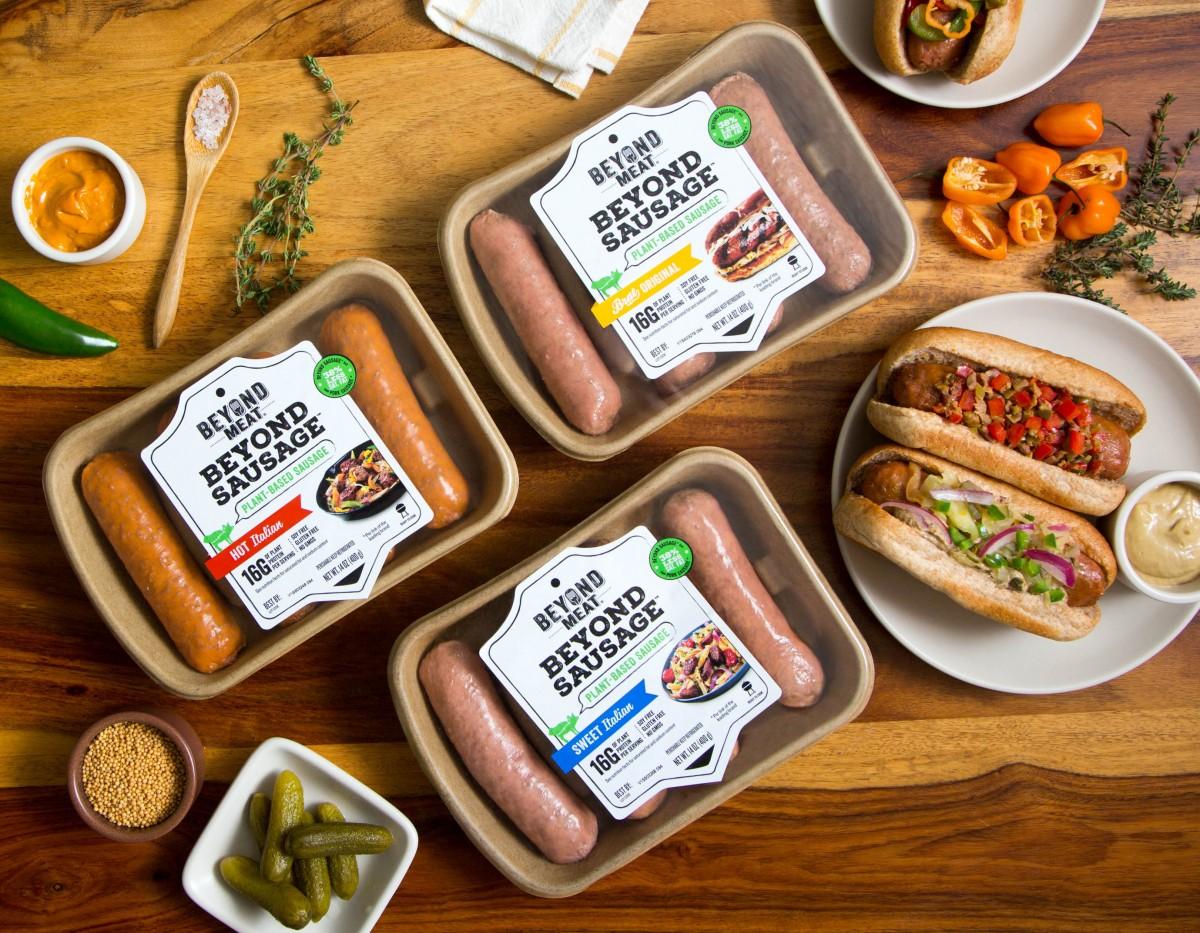Beyond Meat Announces Soaring Revenue Despite COVID-19 Shutdowns